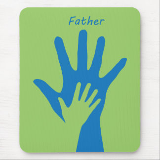 Father Mouse Pad