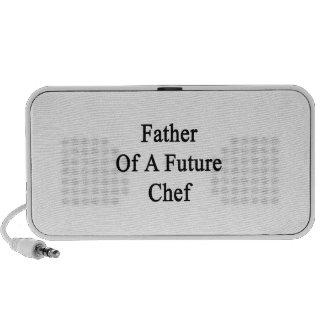 Father Of A Future Chef Travelling Speaker
