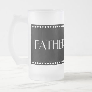 Father of Bride Frosted Mug
