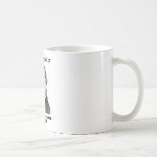 Father Of Genetics Gregor Johann Mendel Coffee Mug