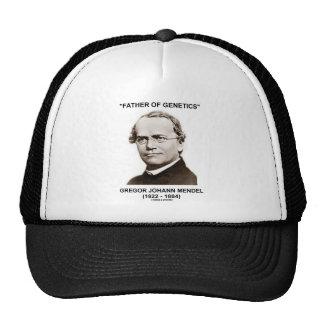 Father Of Genetics Gregor Johann Mendel Trucker Hat