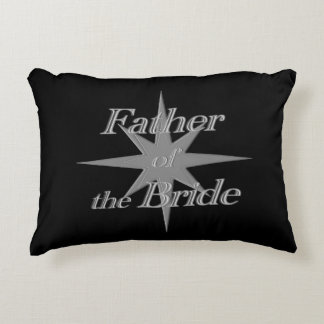 Father of the Bride Accent Pillow