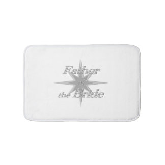 Father of the Bride Bath Mat