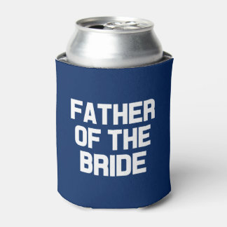 Father of the Bride can cooler