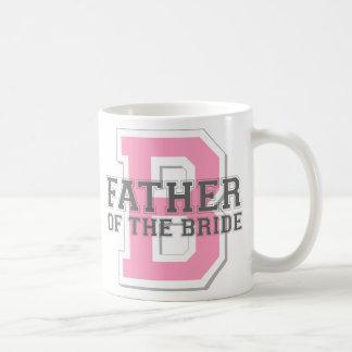 Father of the Bride Cheer Coffee Mug