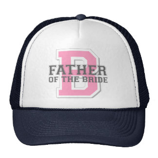 Father of the Bride Cheer Mesh Hats