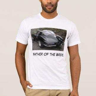 Father of the Bride Corvette T-Shirt