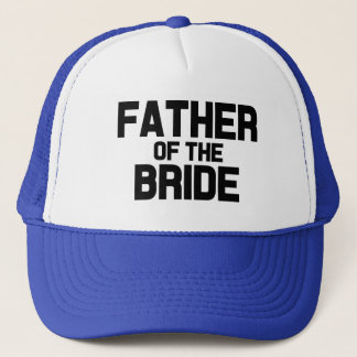 Father of the Bride dad hat