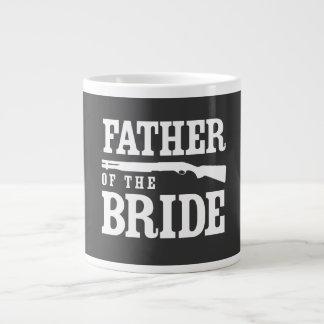 Father of the Bride Giant Coffee Mug
