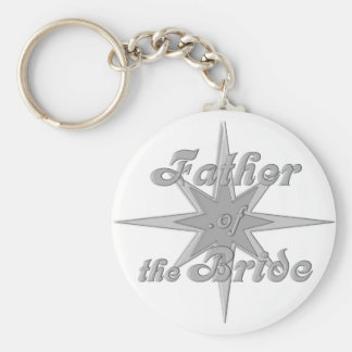 Father of the Bride Key Chain