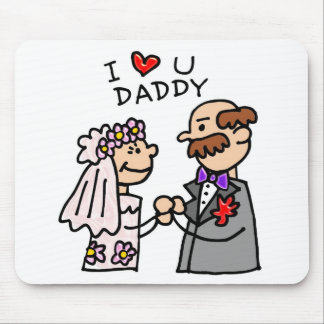Father of the Bride Mouse Mat