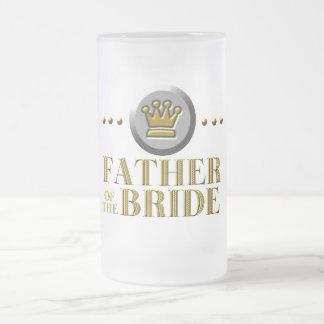 FATHER OF THE BRIDE MUG ROYALE