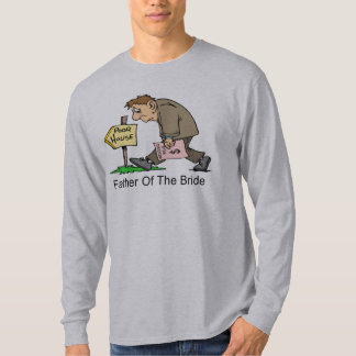 Father Of The Bride (poor house) Shirt