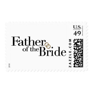 Father Of The Bride Postage