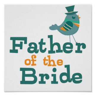 Father of the Bride Posters