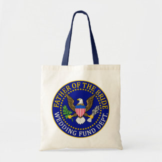 Father Of The Bride Tote Bags