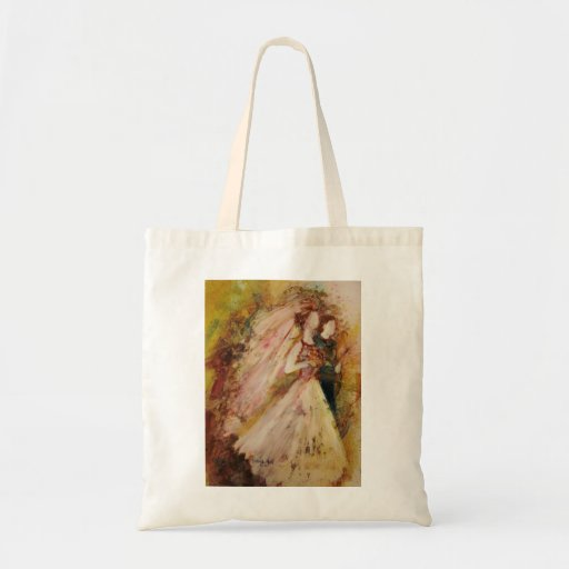 """Father Of The Bride"" Tote Budget Tote Bag"