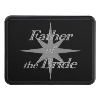 Father of The Bride Tow Hitch Cover