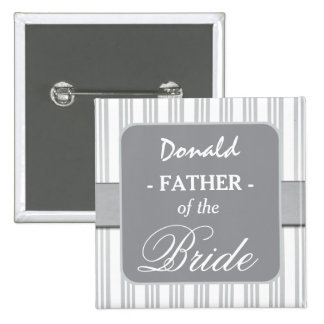 FATHER OF THE BRIDE Trendy Pin Stripe Pattern A08