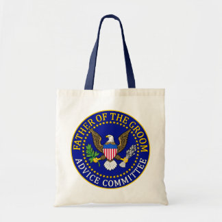 Father Of The Groom Budget Tote Bag