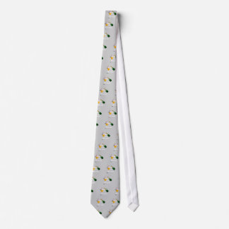 Father of the Groom Champagne Toast Neck Tie