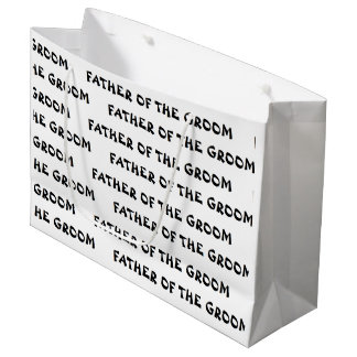 """Father of the Groom"" Gift Bag"