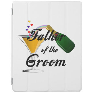 Father of the Groom iPad Cover