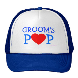 Father of The Groom Rehearsal Hat