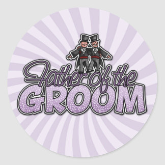 father of the groom stickers