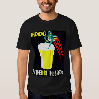 FatheR Of the Groom T Shirt