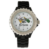 Father of the Groom Wristwatch