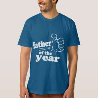 Father of the Year Tee Shirt
