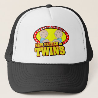 Father of Twins Cap