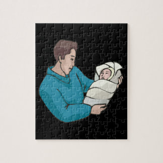 Father Jigsaw Puzzle