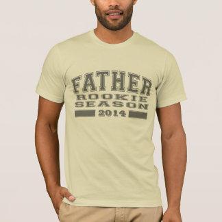Father - Rookie Season (Customizable Year) T-Shirt