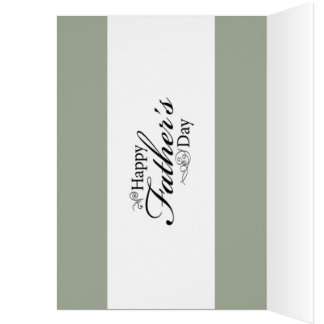 Father´s Day Greeting Card
