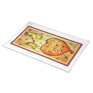 Father´s day Illustration American MoJo Placemats