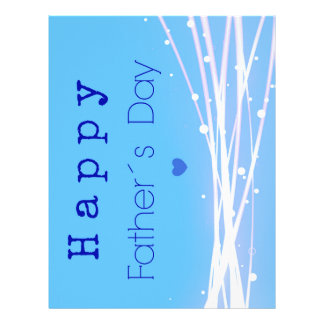 Father´s day letterhead