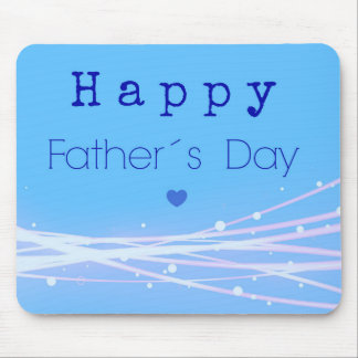 Father´s day mouse pad