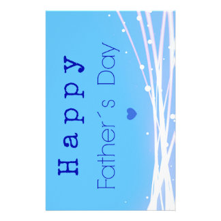 Father´s day stationery