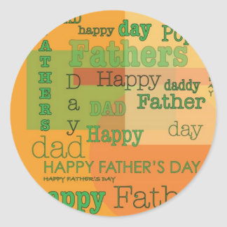 Father s Day sticker