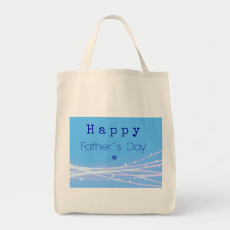 Father´s day tote bag