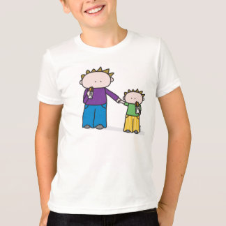 Father Son - Kids Clothing T-Shirt