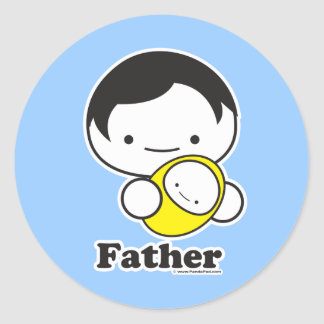 Father Sticker Sheet (more sizes)