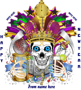 father time new new years any year award