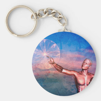 FATHER TO SON ~ THE WONDERS OF LIFE KEYCHAIN