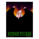 Father Tucker Poster