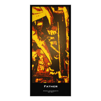 """""""Father"""" Value Bookmarks Rack Card"""