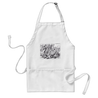 Father William:  Eel Apron