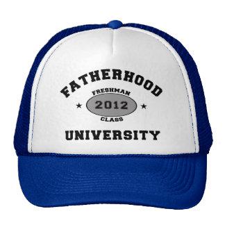 Fatherhood 2012 Freshman Trucker Hat